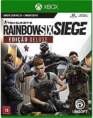 Tom Clancy's Rainbow Six Siege - Edição Deluxe - Xbox Series X