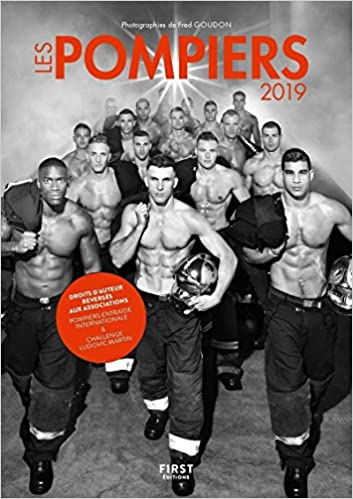 Carte Cora Calendrier 2019.Amazon Fr Les Pompiers 2019 Calendrier Fred Goudon Livres