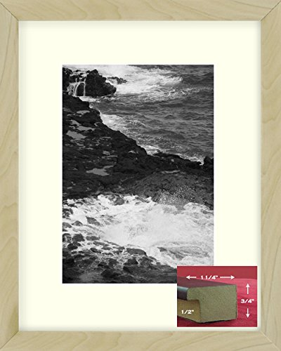 (Frames by Mail Light Maple Picture Frame 8 x 10)