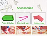 5D Diamond Painting Kits, 4 Pack DIY Full-Crystal