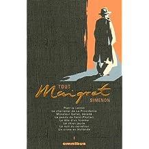 Tout Maigret - Volume I