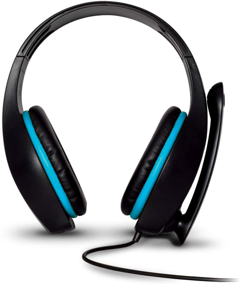 Auriculares Pro-NH5 para Switch//Son Stereo 2.0 Spirit Of Gamer HP 40 Mm con Almohadillas Acolchadas//Diadema Ajustable