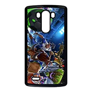 LG G3 Cell Phone Case Black League of Legends Sweeper Alistar VB6963025
