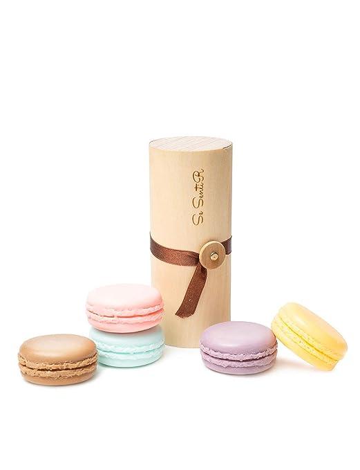 Deluxe Macaron Soap Gift Set of 5