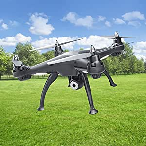 Amazon Com Promark P70 Cw Warrior Drone Black Camera