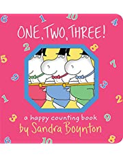 One, Two, Three!: A Happy Counting Book