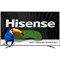 Hisense 55H9D Plus 55-inch class (54.6 diag.) 4k / UHD Smart TV - ULED, HDR comp, WCG, Motion 240