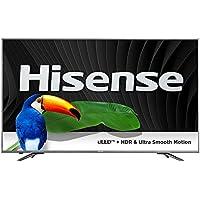Hisense 55H9D Plus 55-inch class (54.6 diag.) 4k / UHD Smart TV - ULED, HDR comp, WCG, Motion 240