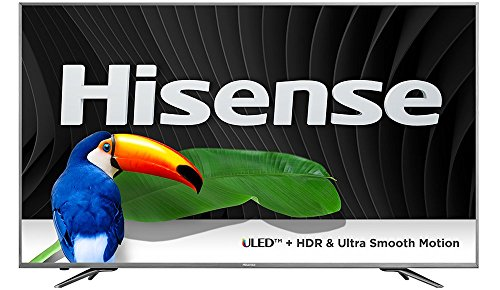 "Hisense 55H9D Plus 55-inch Class (54.6"" diag.) 4k / UHD Smart TV - ULED, HDR comp, WCG, Motion 240"