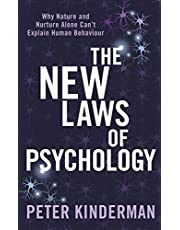 The New Laws of Psychology