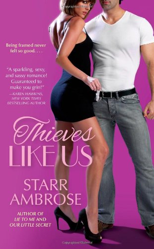 book cover of Thieves Like Us