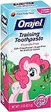 Orajel My Little Pony Fluoride-Fee Training Toothpaste, 1.5 Oz