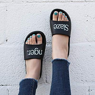Slazenger Men's and Women's Athletic Soft Slide Sandals Indoor and Outdoor   Sport Sandals & Slides