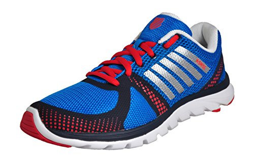 K-Swiss, Sneaker Uomo Blu Blue, Blu (Blue), 40