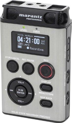 Amazon.com: Marantz pmd620 Handheld, SD, MP3/WAV Recorder ...