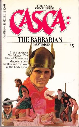The Barbarian/Casca No 5