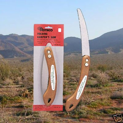Rothco Folding Camper's Saw by Rothco