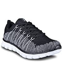 Men's ROOK Knit Athletic Running Sneaker