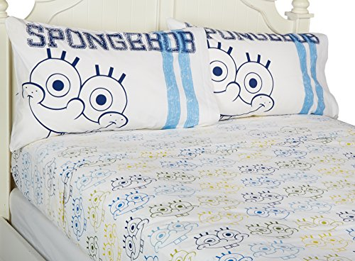Nickelodeon SpongeBob Sheet Set, Full
