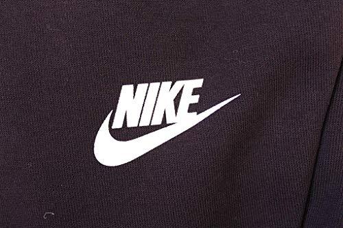 Nike Mens Sportswear Tech Fleece Jogger Sweatpants Burgundy Ash/White-White 805162-659 Small by Nike (Image #1)