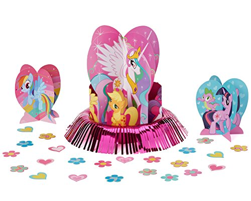 American Greetings My Little Pony Table Decorations by American Greetings