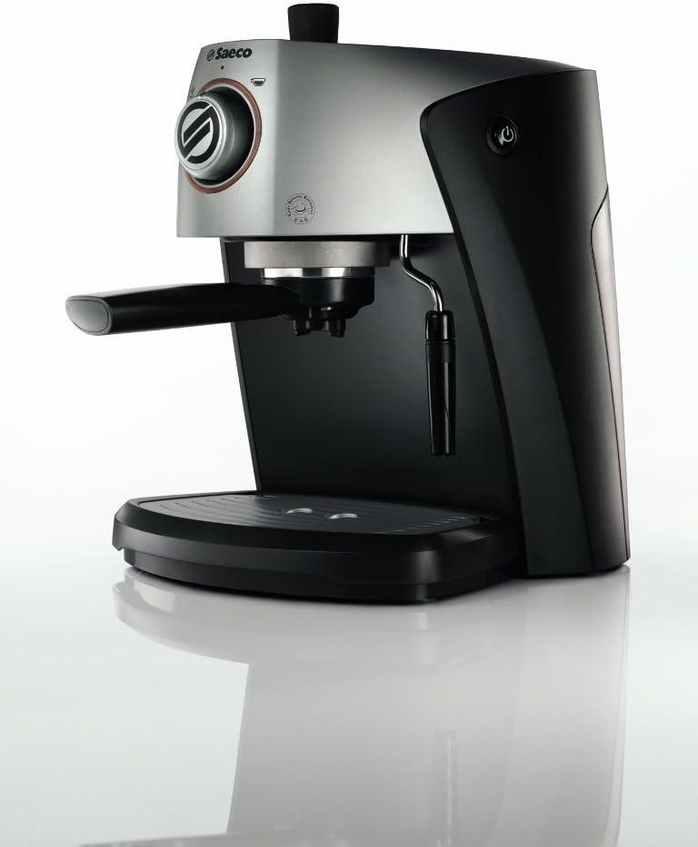 Saeco Nina Plus, Negro, Gris, Plata, 1300 W, 230 MB/s, 50/60 Hz, 270 x 300 x 350 mm, 4000 g - Máquina de café: Amazon.es: Hogar