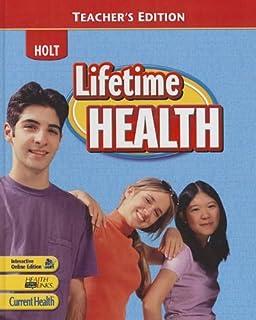 Lifetime health life skills workbook rinehart and winston holt teachers edition lifetime health 2009 hardcover fandeluxe Image collections