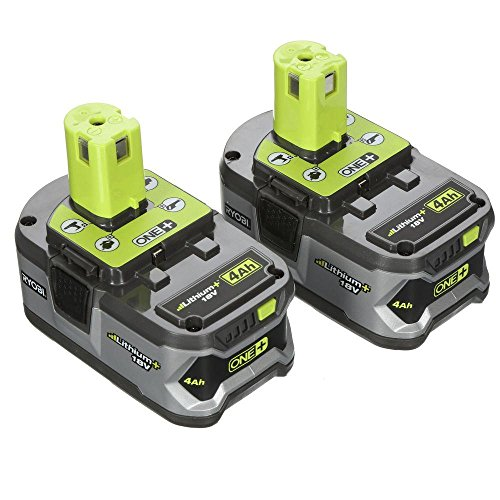 (Ryobi 18-Volt ONE+ Lithium-Ion High Capacity Lithium+ Battery Pack )