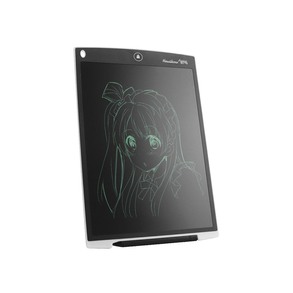 Aibecy HowShow H12 12inch LCD Digital Writing Drawing Tablet Handwriting Pads Portable Electronic Graphic Board