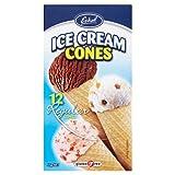 Eskal - Ice Cream Cones 12 pcs - 45g