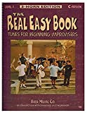 img - for The Real Easy Book, Level 1: Tunes for Beginning Improvisers (3-horn edition, C version) book / textbook / text book