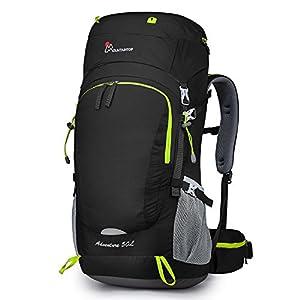 MOUNTAINTOP 50L/70L Internal Frame Hiking Backpack
