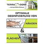 TerraDomi-All-Des-10-Liter-ohne-Parfm-schnell-Desinfektionsmittel-gegen-999-aller-Viren-Bakterien-Pilze-oder-Sporen-fr-Hnde-und-Flchendesinfektion-Made-in-Germany