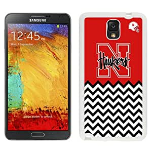 Popular And Durable Designed Case With Ncaa Big Ten Conference Football Nebraska Cornhuskers 19 Protective Cell Phone Hardshell Cover Case For Samsung Galaxy Note 3 N900A N900V N900P N900T Phone Case White