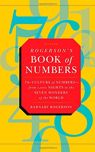 Rogersons Book Numbers Culture Numbers product image