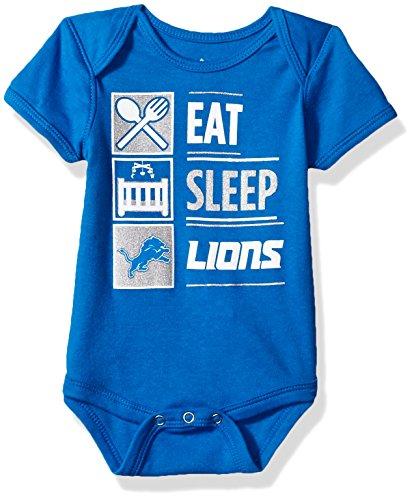 Detroit Lions Onesie Lions Onesie Lions Onesies Detroit