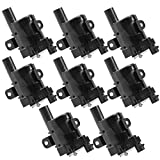 01 silverado coil pack - Scitoo Round Ignition Coils Pack of 8 For Chevrolet Buick Cadillac GMC Hummer UF262 NEW