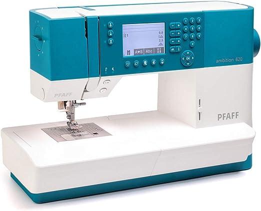 PFAFF máquina de Coser Ambition 620: Amazon.es: Hogar