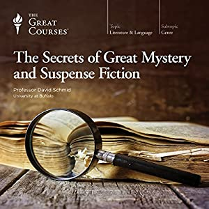 The Secrets of Great Mystery and Suspense Fiction Vortrag