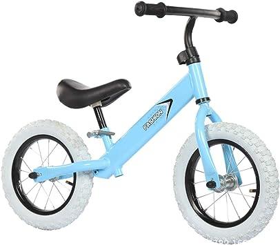 XUE 12 Kids Balance Bike – Edades de 18 Meses a 5 años Bicicleta ...