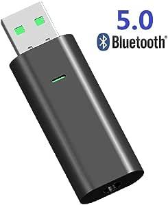 GS008 2 in 1 USB Flex 5.0 Wireless Bluetooth Audio Receiver Transmitter Durable