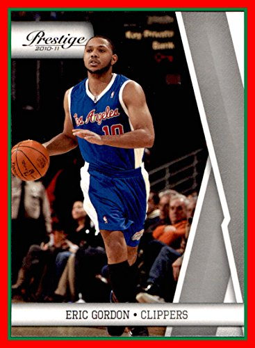 Eric Gordon Clippers (2010-11 Prestige #48 Eric Gordon LOS ANGELES CLIPPERS INDIANA HOOSIERS)