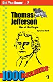 Thomas Jefferson, Carole Marsh, 0635014769