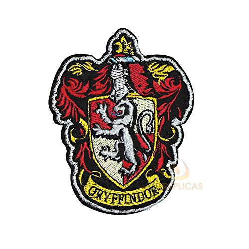 Cinereplicas Official Harry Potter Crest Patch Set