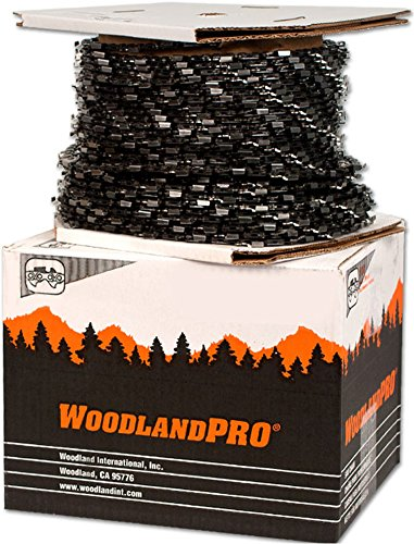 WoodlandPRO 25' Chainsaw Chain Reel (63CB-25R) 410 Drive Links by WoodlandPRO