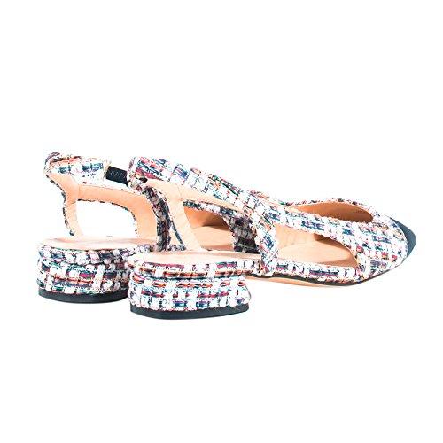 Parfois - Zapatos Multicolor - Mujeres Azul Marino