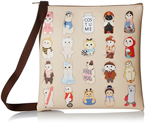 Jetoy Choo Choo Cats Charmed Messenger Bag Costume