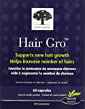 New Nordic Hair Gro, 60 Count Review