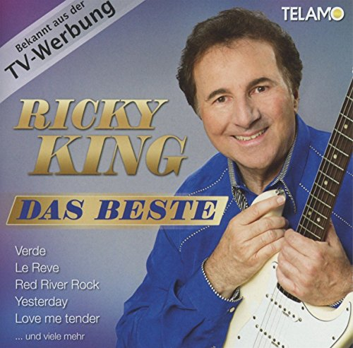 Ricky King - Golden Guitar Hits - Zortam Music