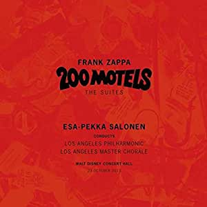 Frank Zappa: 200 Motels - The Suites [2 CD]